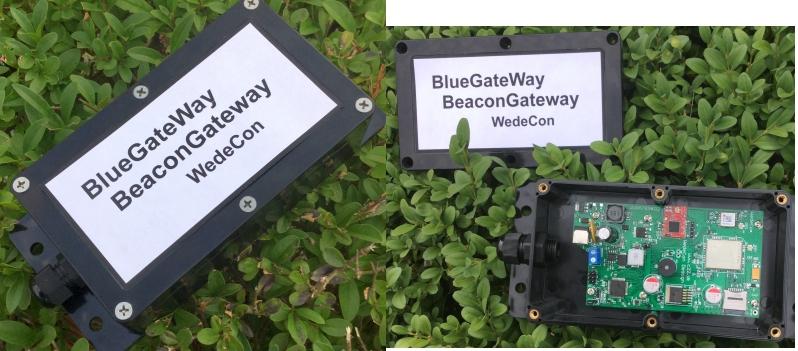 SensorGateWay BeaconGateWay BlueGateway