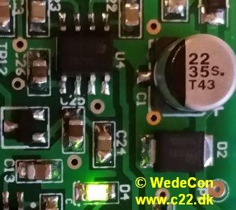 elektronikudvikling 电子发展