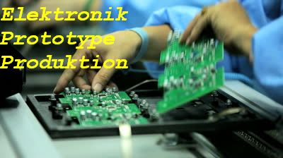 elektronikproduktion prototype udvikling kina 2016