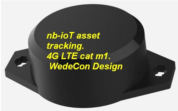 LTE cat M1 tracking module udvikling elektronikudvikling