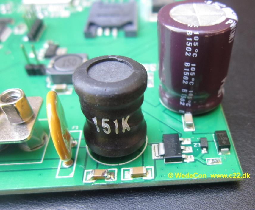 Elektronikudvikling Telematics produktmodning Radiomodule IHC