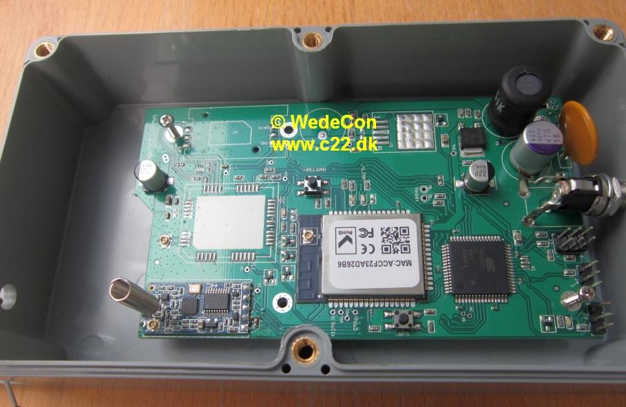 wifi alarm gsm elektronikudvikling produktmodning