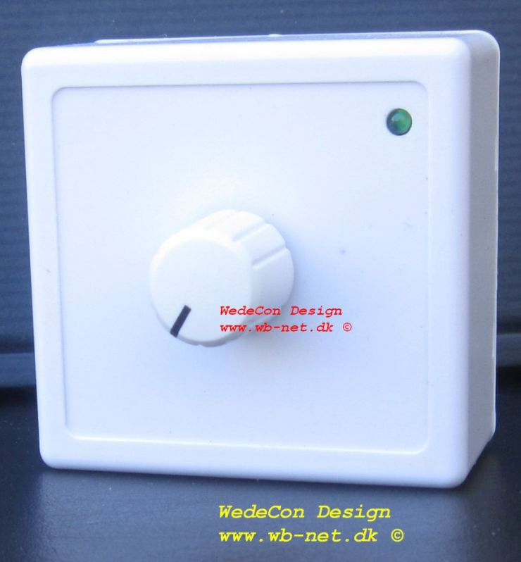 wifi home controller elektronik udvikling DraftOptimizer