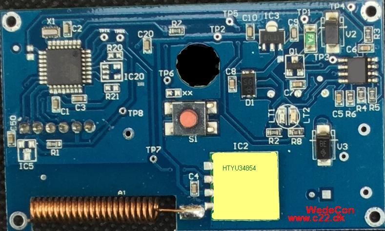 Arduino elektronikudvikling kundetilpasset LoRAwan