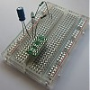 smartcard Break-out boards SC70-5 SC70-8 DIP16 elektronikudvikling