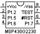 msp430 elektronikudvikling prototype