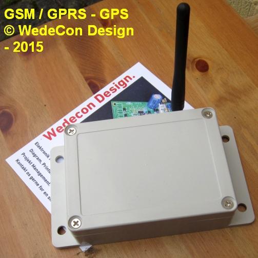 GSM kontrol esim elektronikudvikling dan mark LoRaWan Smartcity
